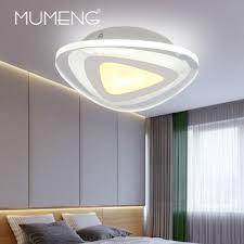 Mumeng Moderne Acryl Led Plafondlamp 12 W 220 V Ultradunne Woonkamer
