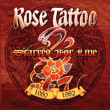 <b>Rose Tattoo</b> – <b>Scarred</b> For Live 1980-1982 (5 CD) – Cleopatra ...
