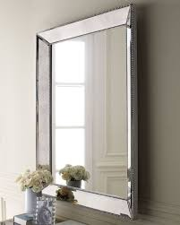 silver framed bathroom mirrors. Perfect Mirrors Beaded Bathroom Mirror Frame Diy Inspirational 61 Best Mirrors Images On  Pinterest Inside Silver Framed R