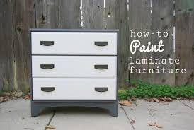 paint laminate furnitureHowto Paint Laminate Furniture  Oleander  Palm