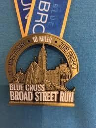 Baltimore 10 Miler Elevation Chart The Running Professor 2019 Anthem Broad Street Run 10