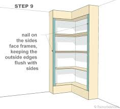 diy corner bookshelf build your own corner bookshelves bookcase plans decoration within designs diy corner shelves diy corner