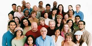 Image result for groups of women & men smiling