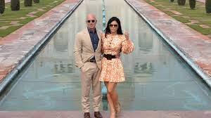 Ist Amazon-Chef Jeff Bezos verlobt ...