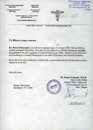 recommendation letter for dental school sample customer service recommendation letter for dental school how to write a letter of recommendation for medical school dr