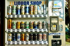 Beer Vending Machine Japan Classy Beer Culture In Japan Arigato Japan Food Tours
