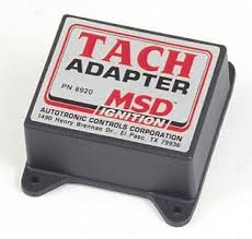 com msd magnetic pickup tachometer adapter automotive msd 8920 magnetic pickup tachometer adapter