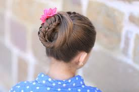 Lace Hair Style lace braided ponytail and updo cute hairstyles cute girls 4669 by wearticles.com