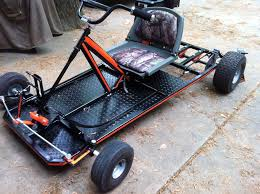 picture of how to make a go kart