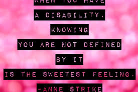 Disability Quotes New 48 Inspirational Quotes On Overcoming Disability 48 Mobility