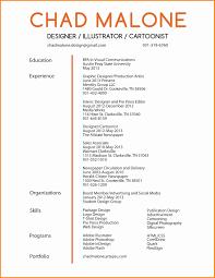 Example Of Resume Graphic Designer Graphic Design Resume Objective Elegant Image Result For