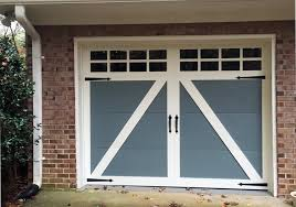 barn door garage doorsAtlantas Top 5 Garage Door Styles  CSS Garage Doors