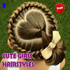 Pretty Girls Hairstyle cute girl hairstyles android apps on google play 4085 by stevesalt.us