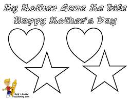 Small Picture Marvelous Mothers Day Coloring Pages YESCOLORING Free
