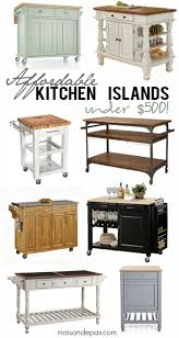 cheap kitchen island ideas. Kitchen Storage Cart Cheap Islands Stainless Steel Island Small On Wheels Ideas O