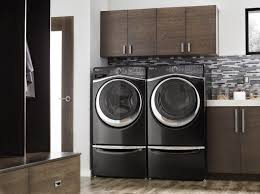 black washer and dryer. Today\u0027s Front Load Washers And Dryers Black Washer Dryer