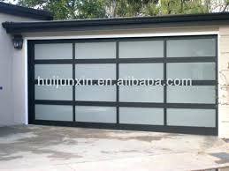 exotic glass garage doors cost frosted ss garage doors idea door cost with decor 7 exotic glass garage doors cost