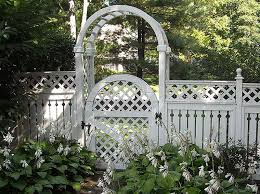 Small Picture Love this fence designmaybe in charcoal rather than white