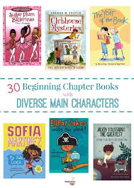 good easy chapter book choices beginning chapter books with diverse main characters