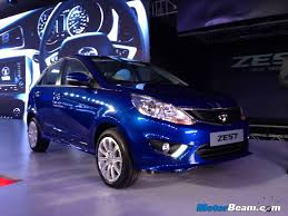 tata new car launch zestBolt Zest Launch In June 2014 Tata Motors Renovating Showrooms