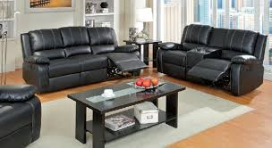 black leather reclining sofa. Black Leather Reclining Sofa And Loveseat
