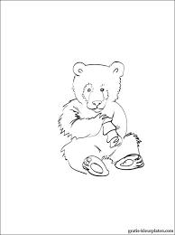 Kleurplaat Van Een Panda Gratis Kleurplaten