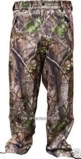 Rocky Mountain Waterproof Realtree Apg Trousers Size Xxl