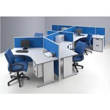 Modern office workstations Pod Style Modern Office Workstation Global Sources Modern Office Workstation At Rs 25000 piece ऑफस