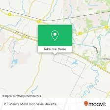 Di kawasan ini terdapat lebih dari 170 manufaktur dan perusahaan pendukung. How To Get To Pt Meiwa Mold Indonesia In Bekasi By Bus Or Train Moovit