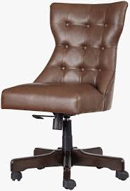 color office chairs. Signature Design By Ashley Office Chair Program Home Swivel Desk In Faux Brown Leather Color Chairs T