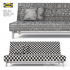 beddinge schlafsofa neu 3d models sofa ikea beddinge lovas sofa bed bedinge lÐ vos sofa bed