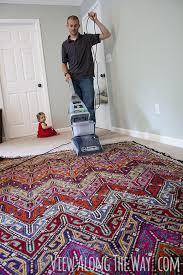 how to clean an antique kilim rug