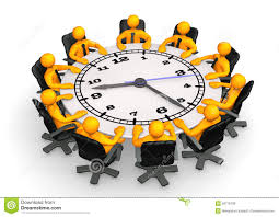 round table discussion clipart. cartoon round table discussion clip art, conference call clipart clock f