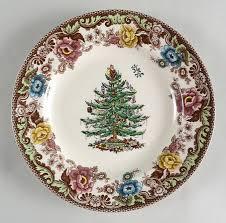 Spode Christmas Tree Grove Dinner Plate