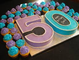 Pin By Dj Peter On 50th Birthday Cakes 50th Birthday Cupcakes