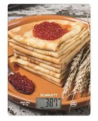 Купить <b>Весы кухонные SCARLETT SC-KS57P45</b>, рисунок в ...