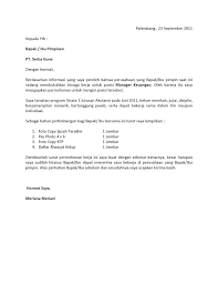 Contoh Surat Guarantee Letter Hotel Bahasa Indonesia     My Document Blog
