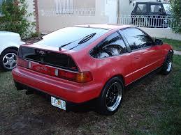 1989 Honda Crx Si Specs