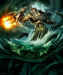 best poseidon of sea images greek gods greek  poseidon inspiration