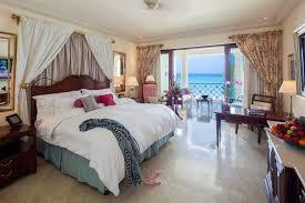 Ocean Bedroom Luxury Ocean Rooms Barbados Resorts Sandy Lane