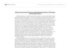 what do we learn about the prioress and the monk from chaucer s document image preview