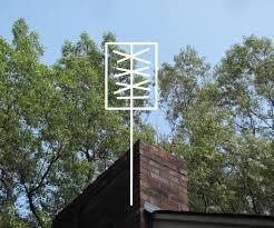 emergency tv antenna