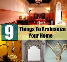 10 things to arabianize your home diy home life creative ideas