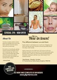 free photoshop wellness flyer freepsdflyer download free wellness spa flyer psd templates for