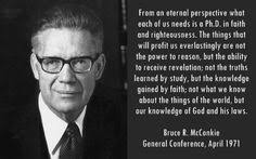 Religion Quotes Enchanting Bruce R McConkie Awaken Pinterest Churches Scriptures And