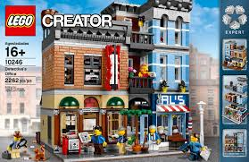 lego office. Photo Lego Office