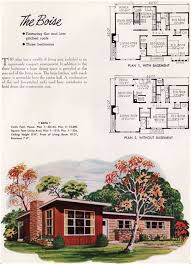 mid century modern small house architecture national plan