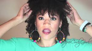 80's Hair Style how to 80s rock style for natural hair youtube 4655 by wearticles.com