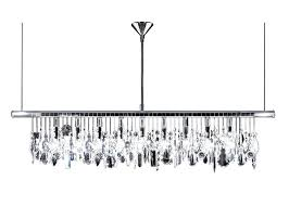 modern linear chandelier captivating linear crystal chandelier in modern contemporary lighting lamp modern contemporary broadway linear