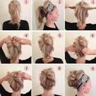 Как научится самому делать причёски